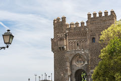 Puerta del Sol, Toledo Royalty Free Stock Photos
