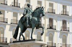 Puerta del Solenoid Arkivfoto