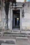 Puerta del templo Fotos de archivo libres de regalías