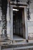 Puerta del templo Imágenes de archivo libres de regalías