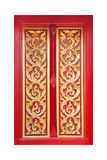 Puerta del templo budista imagenes de archivo