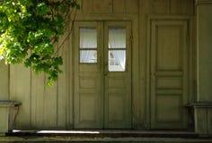 Puerta del verano Imagen de archivo libre de regalías