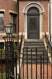 Puerta del Victorian Imagenes de archivo