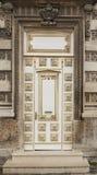 Puerta del viejo estilo Foto de archivo