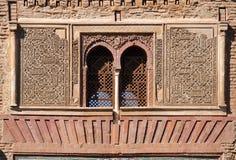 Puerta Del Vino, Alhambra pałac w Granada, Hiszpania obrazy stock