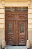 Puerta del vintage Imagen de archivo