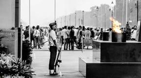 Puerta Delhi de la India imagenes de archivo