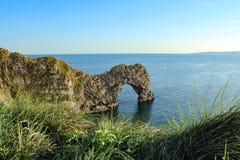 Puerta Dorset de Durdle Imágenes de archivo libres de regalías