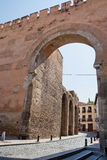 Puerta Elvira in Granada Royalty Free Stock Photos