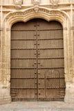 Puerta en Cordova, España Foto de archivo