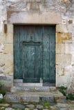 Puerta en la costa Brava Imágenes de archivo libres de regalías