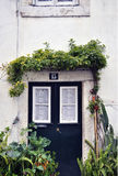 Puerta en Lisboa Imagen de archivo libre de regalías