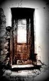 Puerta a en ninguna parte Fotografía de archivo