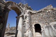 Puerta en Odeion Imagenes de archivo