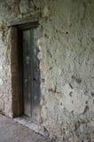 Puerta en San Juan fotografía de archivo