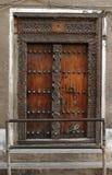 Puerta en Stowntown Imagen de archivo libre de regalías