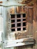 Puerta en Toscana Foto de archivo libre de regalías