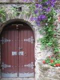 Puerta exquisita en Alemania Imagenes de archivo