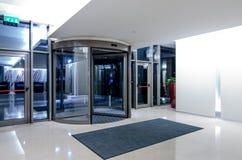 Puerta giratoria imágenes de archivo libres de regalías