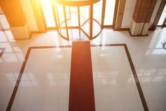 Puerta giratoria foto de archivo libre de regalías