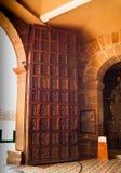Puerta grande Imagen de archivo libre de regalías