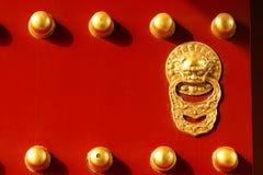 Puerta imperial del palacio (1) Foto de archivo libre de regalías