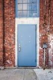 Puerta industrial Fotos de archivo
