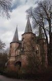 Puerta Kampen de la ciudad Fotos de archivo libres de regalías