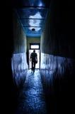 Puerta a la luz Imagen de archivo libre de regalías