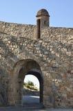 Puerta medieval fotos de archivo libres de regalías