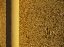 Puerta metálica colorida Foto de archivo