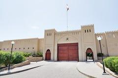 Puerta Nizwa Imagen de archivo