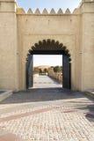 Puerta oriental fotografía de archivo