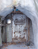 Puerta oxidada fotos de archivo libres de regalías