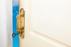 Puerta para mejorar vida Fotografía de archivo libre de regalías