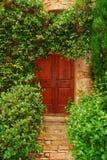 Puerta pintoresca Imágenes de archivo libres de regalías