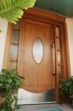 Puerta principal Foto de archivo libre de regalías