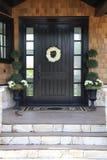 Puerta principal Imágenes de archivo libres de regalías