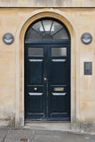 Puerta principal de la casa Imagenes de archivo