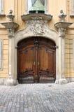 Puerta principal del renacimiento Foto de archivo