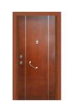 Puerta principal moderna Fotografía de archivo