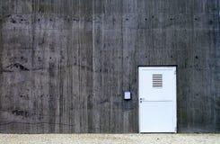 Puerta privada Foto de archivo