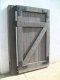 Puerta rústica Imágenes de archivo libres de regalías