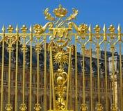 Puerta real en Versalles Foto de archivo