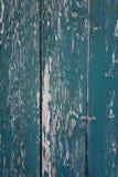 Puerta resistida vieja Imagen de archivo libre de regalías