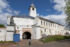 Puerta santa Foto de archivo
