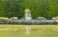 Puerta secreta a la Venecia, Los Ángeles Foto de archivo libre de regalías