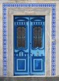 Puerta Sidi Imágenes de archivo libres de regalías