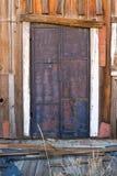 Puerta vieja Fotos de archivo