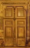 Puerta vieja de la catedral Imagenes de archivo